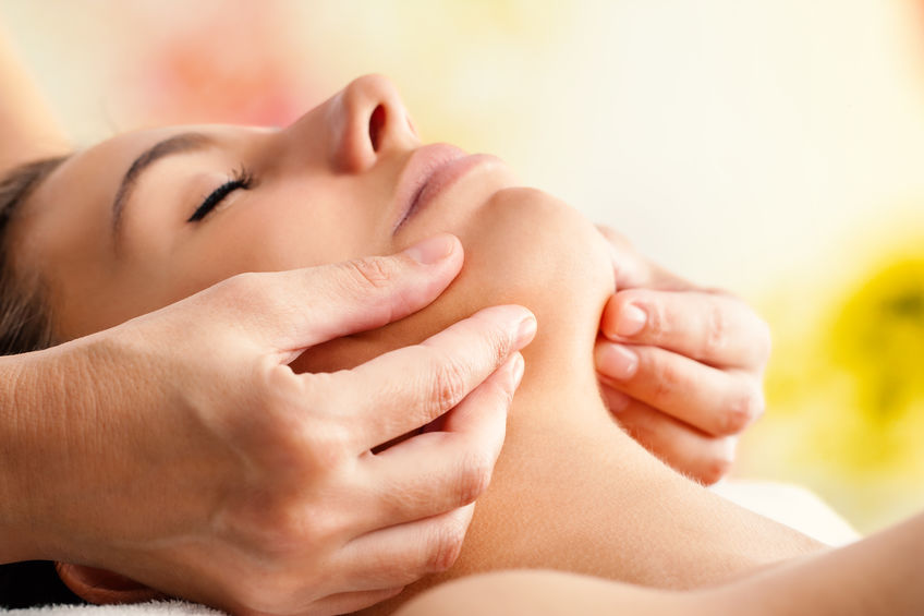 Face Lymphatic Drainage