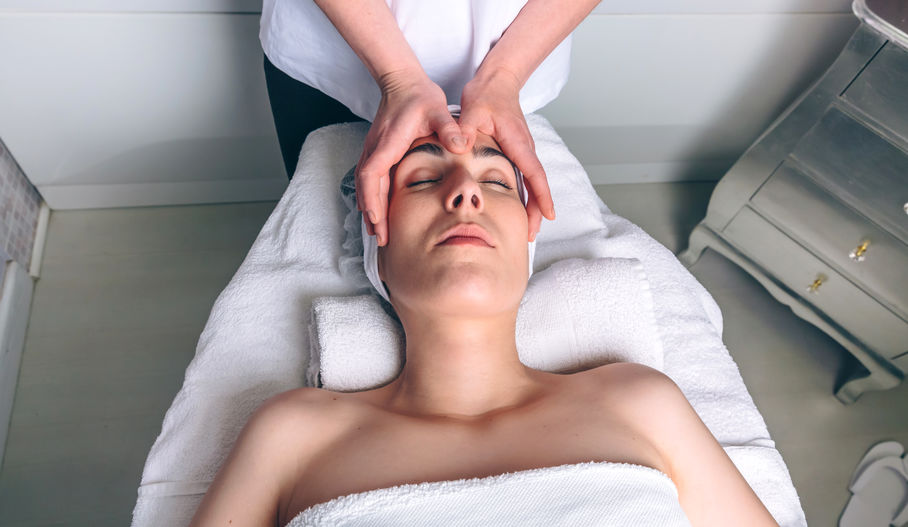 Facial Anti-Aging Massage